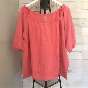 Lane Bryant Women's Plus Relaxed Fit Top